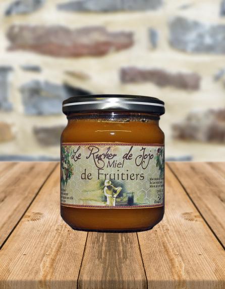 Miel de fruitiers