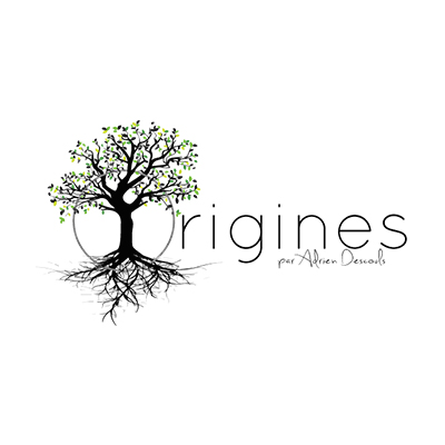 le restaurant ORIGINES par Adrien Descouls